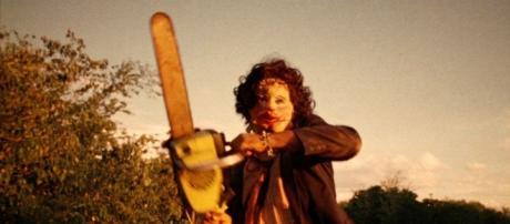 """The Texas Chainsaw Massacre"" (Source: Screenshot https://www.youtube.com/watch?v=HgJQvyngAeM)"