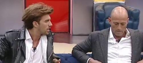 Andrea perde al televoto contro Stefano