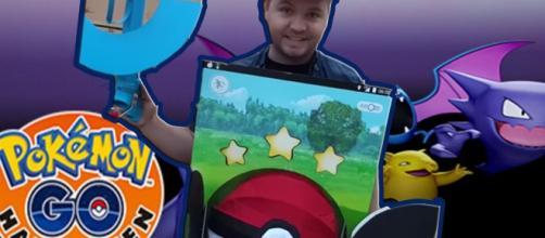 El mejor disfraz de Pokémon Go.