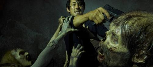 Glenn of the Walking Dead got eaten alive. My reaction? – CLIVE ... - wordpress.com