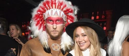 Hilary Duff and Boyfriend Stir Controversy Over Halloween Costumes! Photo: Blasting News Library - popcrush.com