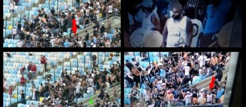 Imagens destacadas pela família mostram Rosário longe do confronto