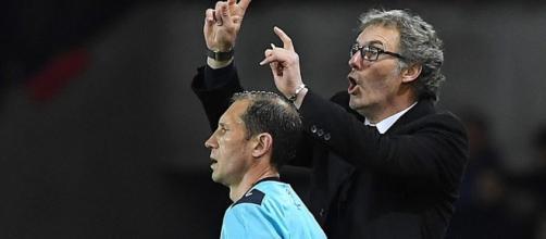Laurent Blanc è in pole per la panchina dell'Inter