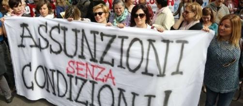 Le parole di Renzi dopo lo sciopero.