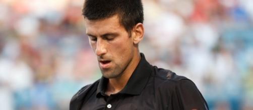Novak Djokovic losses the No. 1 ATP rankings - flickr.com
