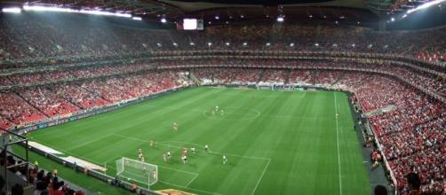 O Estádio da Luz vai encher para mais um jogo da Champions League