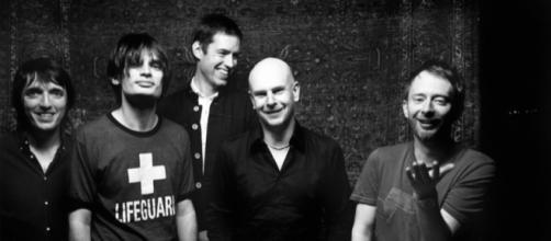Radiohead tornano in Italia nel 2017