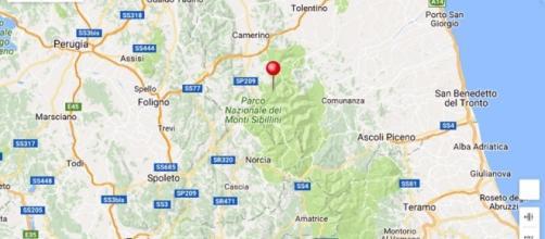 Terremoto, forti scosse in Centro Italia. La prima di magnitudo ... - repubblica.it