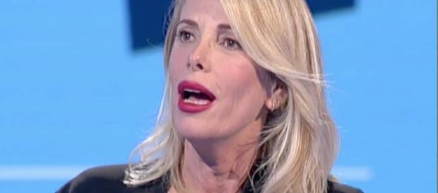 """Alessia Marcuzzi a """"Che tempo che fa"""""""
