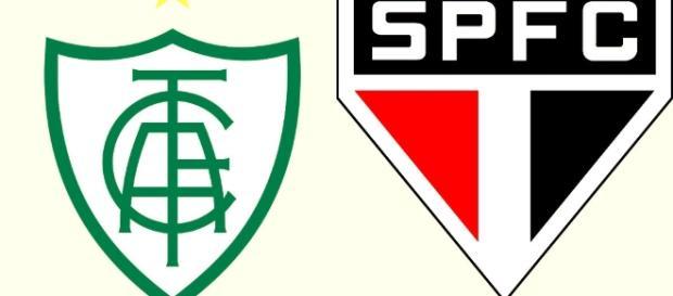 América-MG x São Paulo: assista ao jogo ao vivo