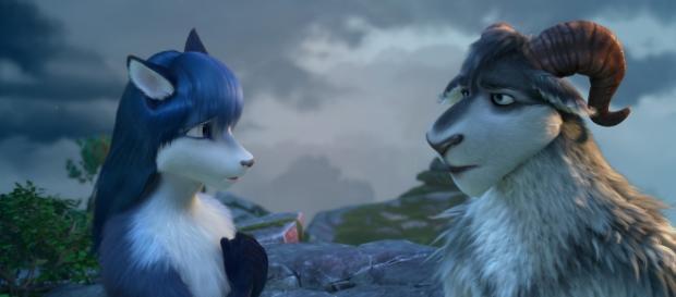 Bianca & Grey: lupo diventa pecora