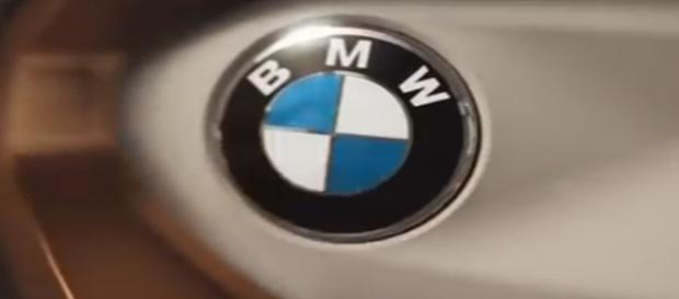 BMW commercial screenshot image taken by Andre Braddox