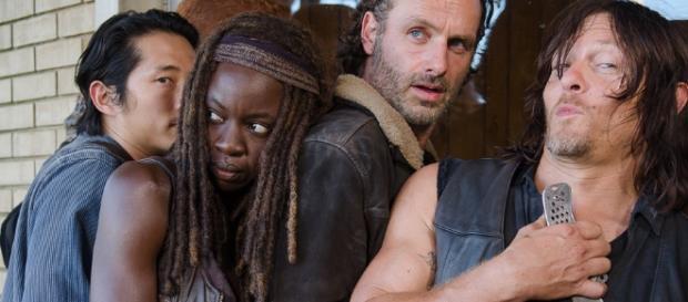 """Criador de """"The Walking Dead"""" lista os personagens que poderão morrer."""
