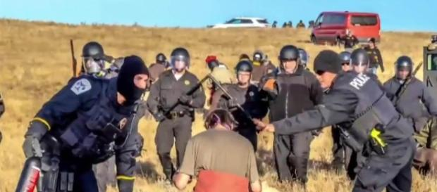 Dakota Access Pipeline: More Than 100 Arrested as Protesters ... - nbcnews.com
