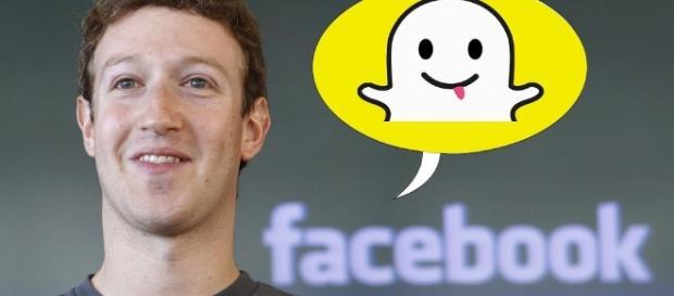 """Facebook choisit la France pour tester une fonction """"Snapchat ... - webzeen.fr"""