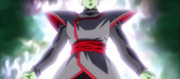 fusion de blackmazu dragon ball super