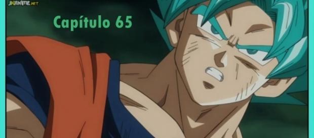 Gokú y Vegeta serán derrotados por la Fusión de Zamasu