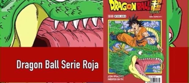 Imagen de lo que seria la portada del Manga tomo 1