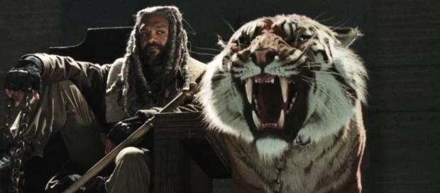 King Ezekiel Stars In New Teaser for The Walking Dead Season 7 ... - entertainmentbuddha.com