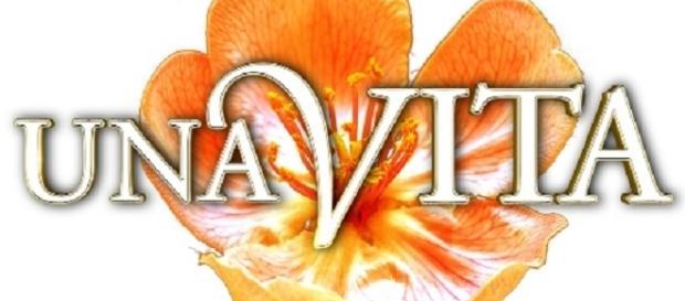Logo soap opera Una Vita, serie tv