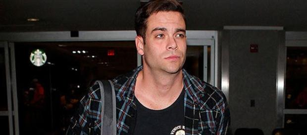 Mark Salling actor de Glee que interpreto a Noah Puckerman