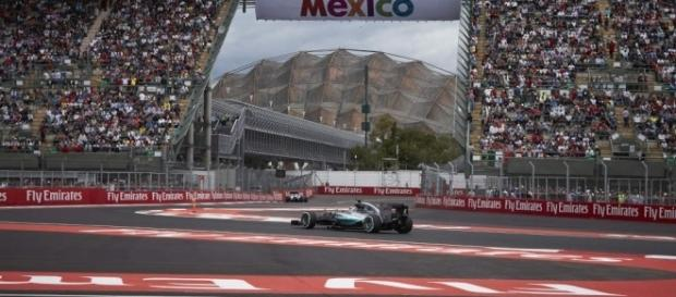 Mexico GP qualifying: Nico Rosberg heads Mercedes front-row ... - benzinsider.com