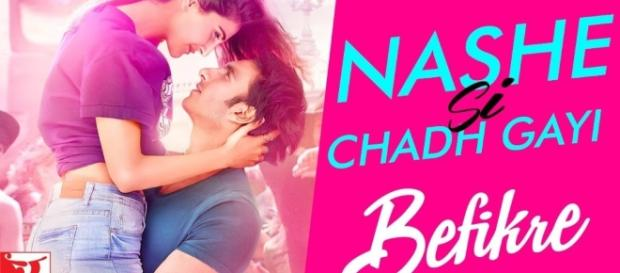 NASHE SI CHADH GAYI LYRICS TRANSLATION | BEFIKRE FT. ARIJIT SINGH ... - krazylyrics.in