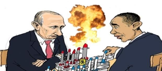 Neste jogo de estratégias e infinitas possibilidades, o russo Vladimir Putin tem vantagem sobre Obama