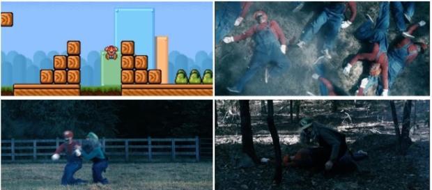 O que acontece quando o Mario morre?