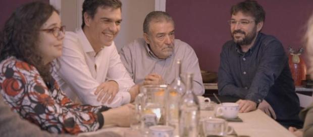 Pedro Sánchez da la cara este domingo ante Jordi Évole en ... - 20minutos.es
