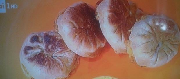 Ravioli dorati croccanti di Hiro Shoda