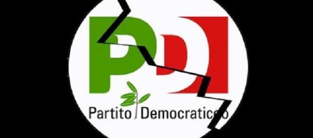 Secondo quasi metà degli italiani è possibile la scissione del PD dopo il referendum (foto: Sentimeter.corriere)