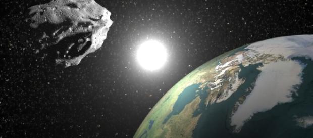 Sono 15000 gli asteroidi che viaggiano vicino alla Terra