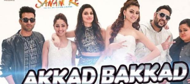 Watch Badshah Akkad Bakkad Song Video & Lyrics Feat Neha Kakkar ... - taazaupdates.com