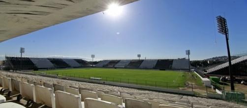 Depois de confirmada, Arena Botafogo pode não receber o Fla-Flu do próximo dia 13 (Foto: Globoesporte)