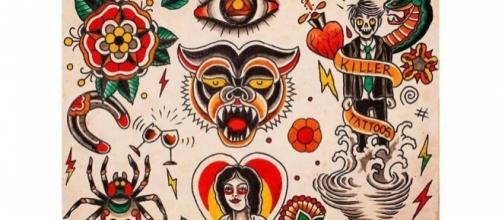 Diversas tattoos by Jim Navajas