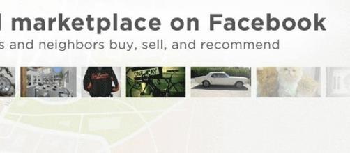 Facebook Marketplace était déjà en gestation depuis 2012. Mais cette fois, c'est une offensive d'envergure