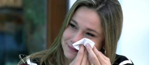 Fernanda tem recebido uma 'enxurrada' de críticas