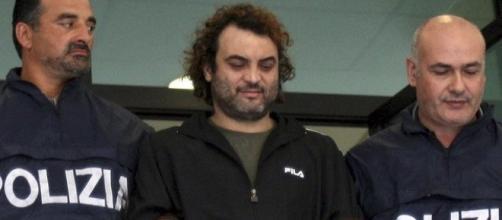 l'arresto del latitante Antonio Pelle