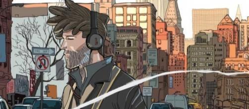 La copertina de 'Il suono del mondo a memoria'