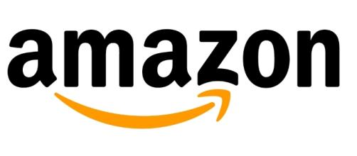 Logo du géant de l'e-commerce Amazon