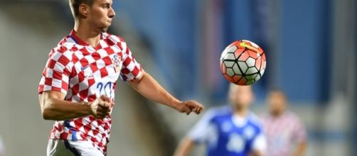 Meno grave del previsto l'infortunio di Marko Pjaca con la nazionale croata: sospiro di sollievo alla Juventus - Credits: HNS