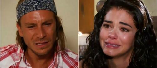 Ramiro quase matará a própria filha.