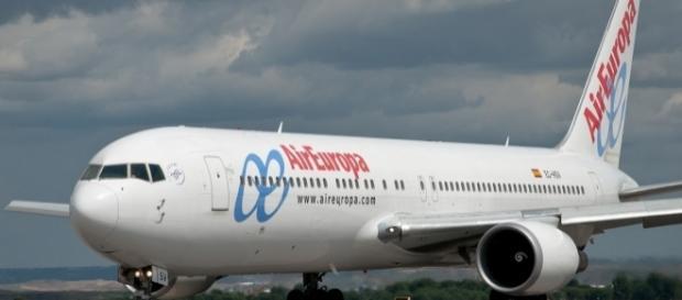 Air Europa, en 2016 se expande en Sudamérica con su servicio Madrid-Asunción-Córdoba