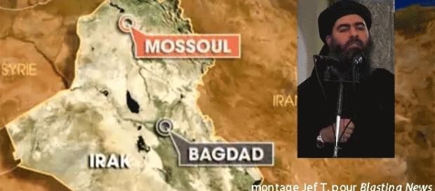 Alors que l'offensive sur Mossoul sur renforce, le calife de Daesh est donné empoisonné