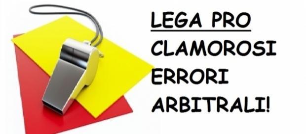 Due errori eclatanti in Lega Pro.