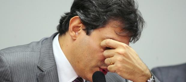 Fernado Haddad sonha com seu adversário e fica chateado