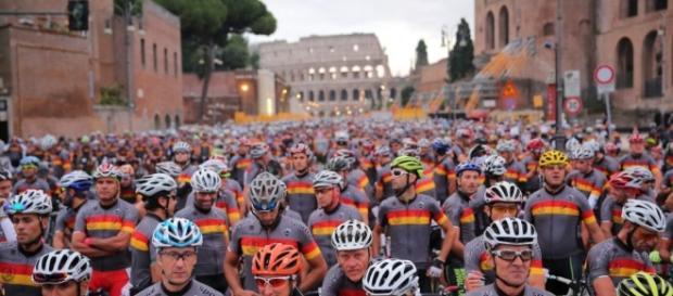Granfondo Roma è la vera festa della bicicletta - repubblica.it