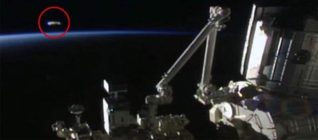 ISS Video Feed Cut Permanently - UFO Coverup? - UFO Insight - ufoinsight.com