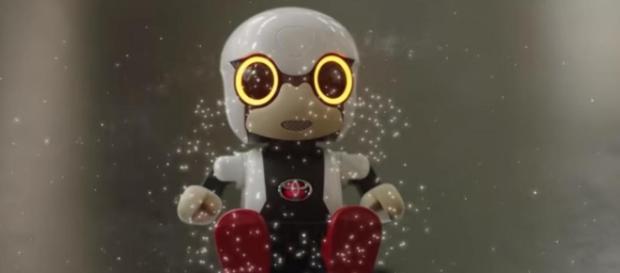 Kirobo Mini, le nouveau compagnon miniature de Toyota